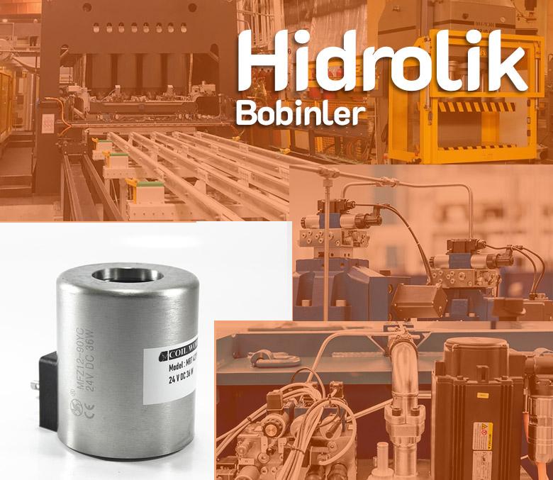 hidrolik-bobinler